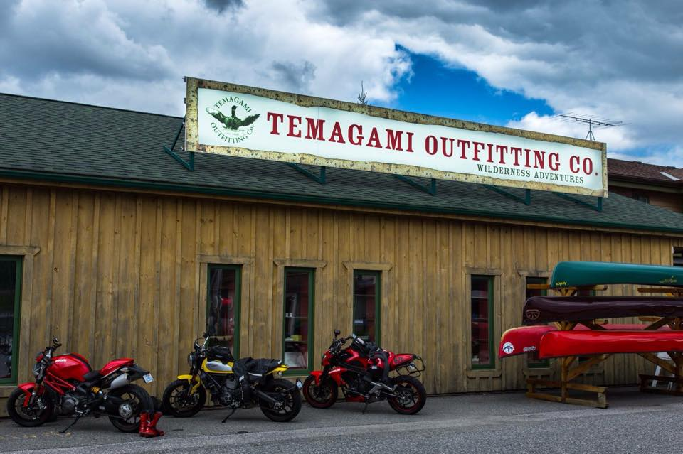 Temagami Outfitting Company Northeastern Ontario Canada